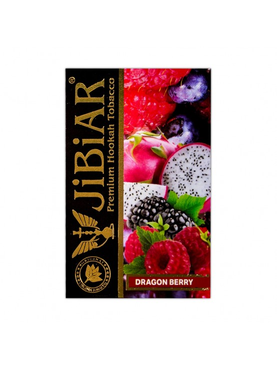 Табак Jibiar Dragon Berry (Ягода Дракона) - 50 грамм