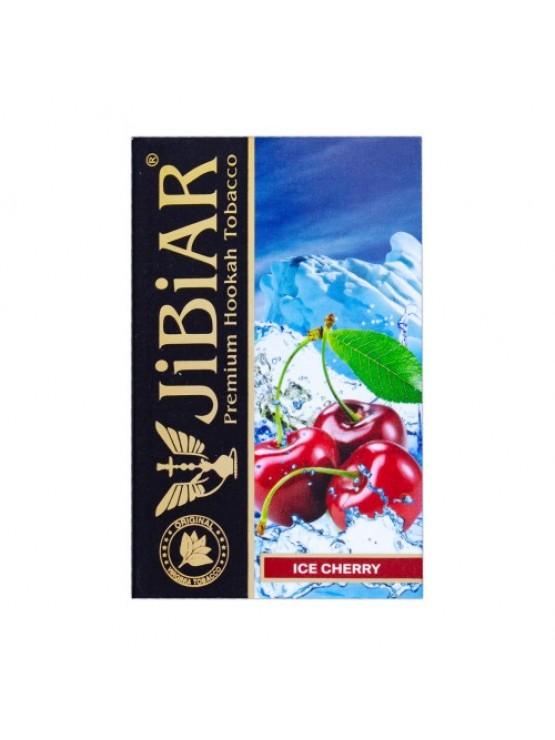 Тютюн Jibiar Ice Cherry (Лід Вишня) - 50 грам