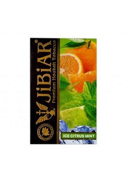 Тютюн Jibiar Ice Citrus Mint (Лід Цитрус М'ята) - 50 грам