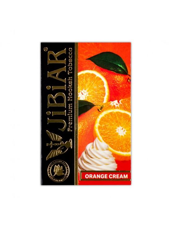 Тютюн Jibiar Orange Cream (Апельсин Крем) - 50 грам