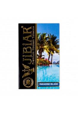 Тютюн Jibiar Paradise Island (Райський Острів) - 50 грам