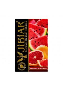 Тютюн Jibiar Watermelon Grapefruit (Кавун Грейпфрут) - 50 грам