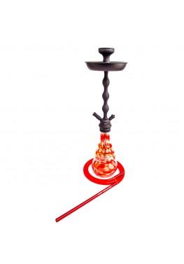 кальян AMY 712 (красный)  + силиконовая чаша