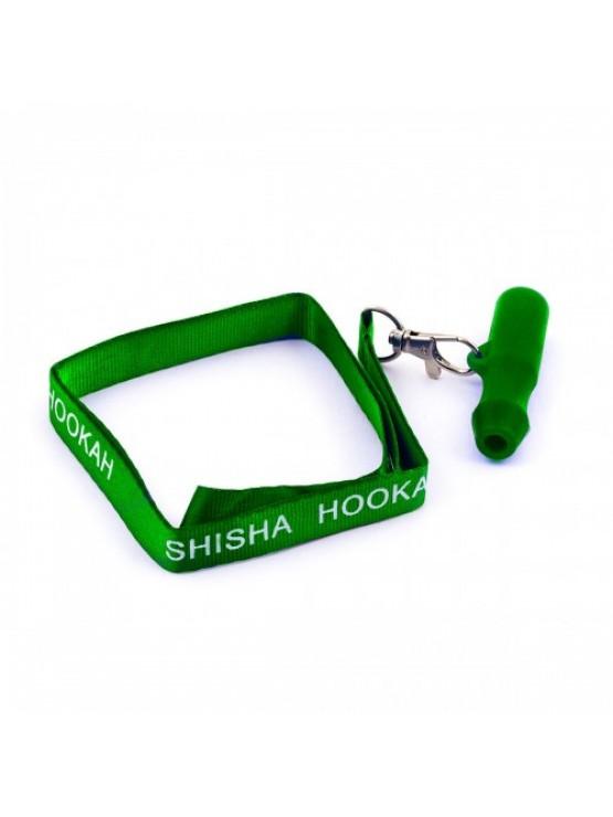персональный мундштук shiha hookah green