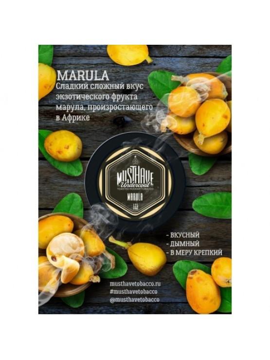 Тютюн Must Have Marula (Марула) - 125 грам