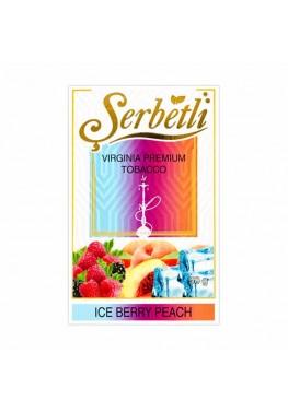 Табак Serbetli Ice Berry Peach(Лед Ягоды Персик) - 50 грамм