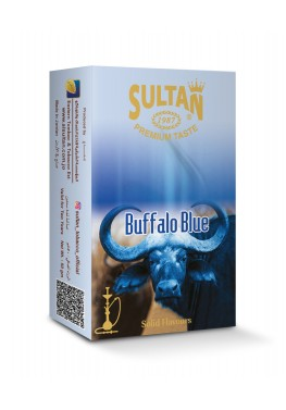 Табак Sultan Buffalo Blue (Буффало Блю) - 50 грамм