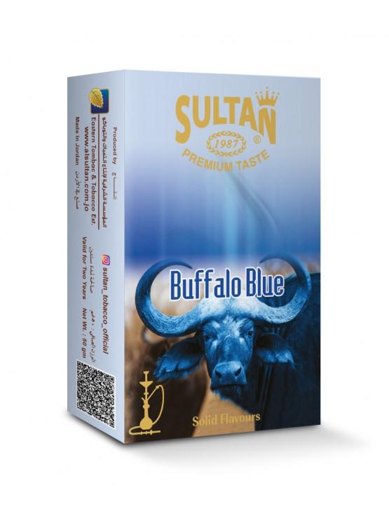Тютюн Sultan Buffalo Blue (Буффало Блю) - 50 грам