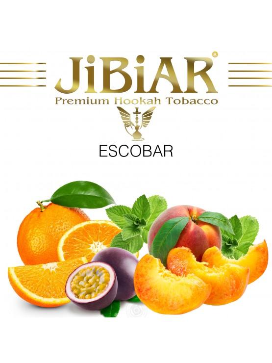 ТАБАК JIBIAR ESCOBAR (ЭСКОБАР) - 100 ГРАММ