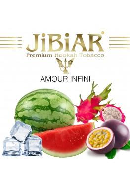 Тютюн Jibiar Amour Infini (Нескінченне кохання) - 100 грам