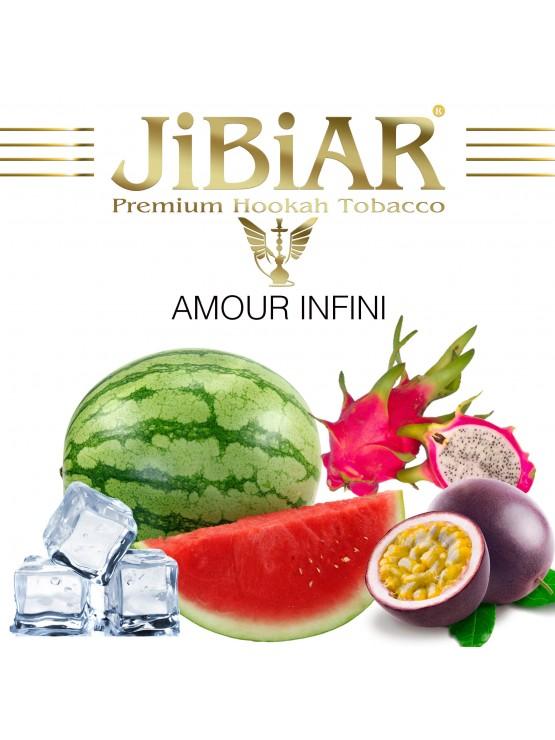 Табак Jibiar Amour Infini (Бесконечная любовь) - 100 грамм