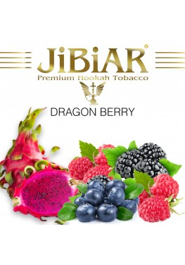 Тютюн Jibiar Dragon Berry (Ягода Дракона) - 100 грам
