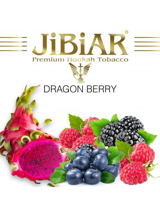 Тютюн Jibiar Dragon Berry (Ягода Дракона) - 100 грам