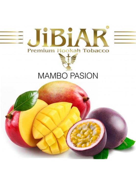 Тютюн Jibiar Mambo Passion (Мамбо Пристрасть) - 100 грам