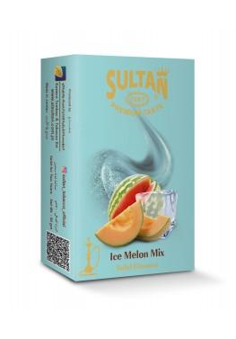 Тютюн Sultan Ice Melon Mix (Лід Диня Мікс) - 50 грам