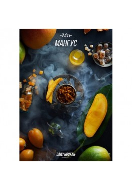 Табак Daily Hookah Element Mn Мангус - 60 грамм