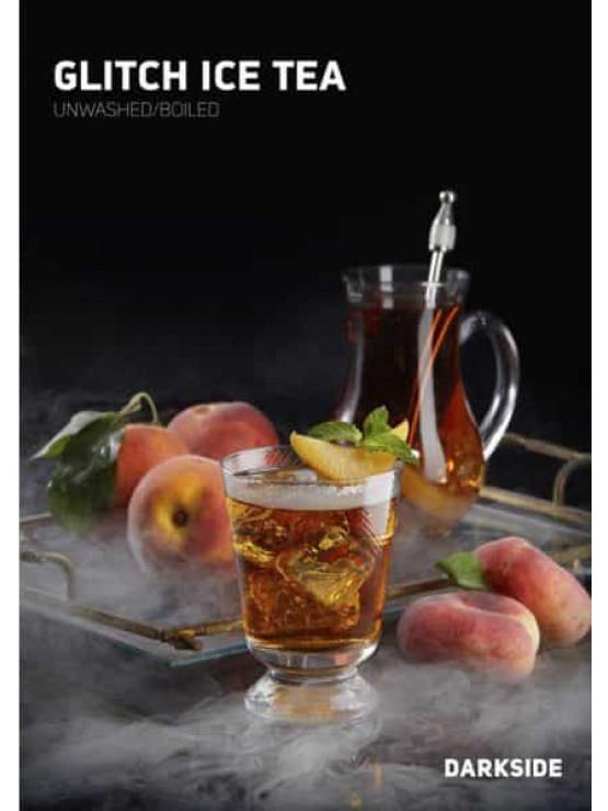 Табак Darkside Medium Glitch Ice Tea (Персиковый Чай) - 100 грамм