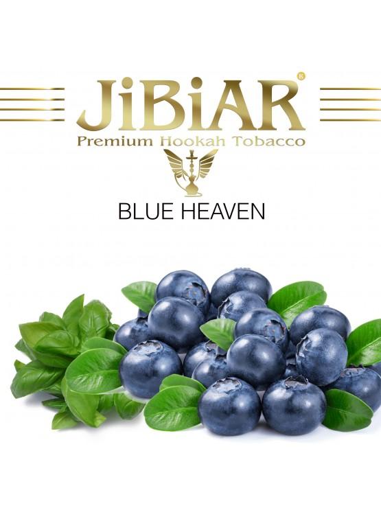 Табак Jibiar Blue Heaven (Голубые Небеса) - 100 грамм