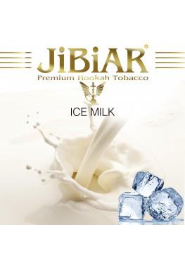Табак Jibiar Ice Milk (Лед Молоко) - 100 грамм