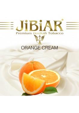 Табак Jibiar Orange Cream (Апельсин Крем) - 100 грамм
