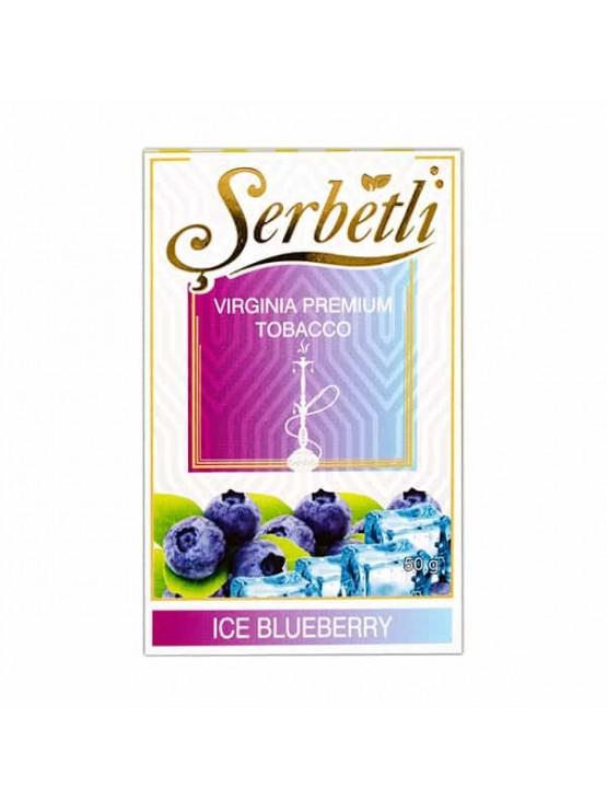 Табак Serbetli Ice Blueberry (Лед Черника) - 50 грамм
