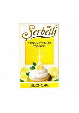 Табак Serbetli Lemon Pie(Лимонный Пирог) - 50 грамм