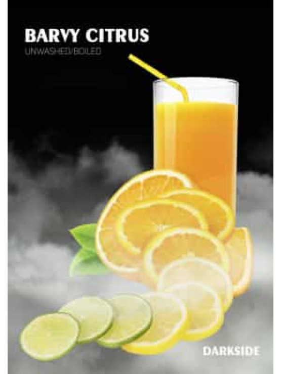Табак Darkside Medium Barvy Citrus (Цитрус) - 100 грамм