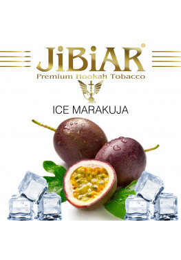 Табак Jibiar Ice Maracuja (Лед Маракуйя) - 100 грамм