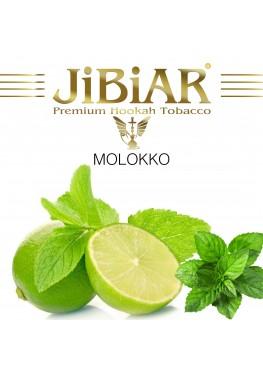Табак Jibiar Molokko (Молокко) - 100 грамм