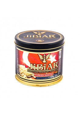 Тютюн Jibiar Turkish Mastic (Турецька Жуйка) - 1 кг