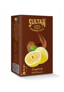 Табак Sultan Grapefruit (Грейпфрут) - 50 грамм