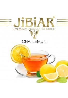 Табак Jibiar Chai Lemon (Чай с Лимоном) - 100 грамм
