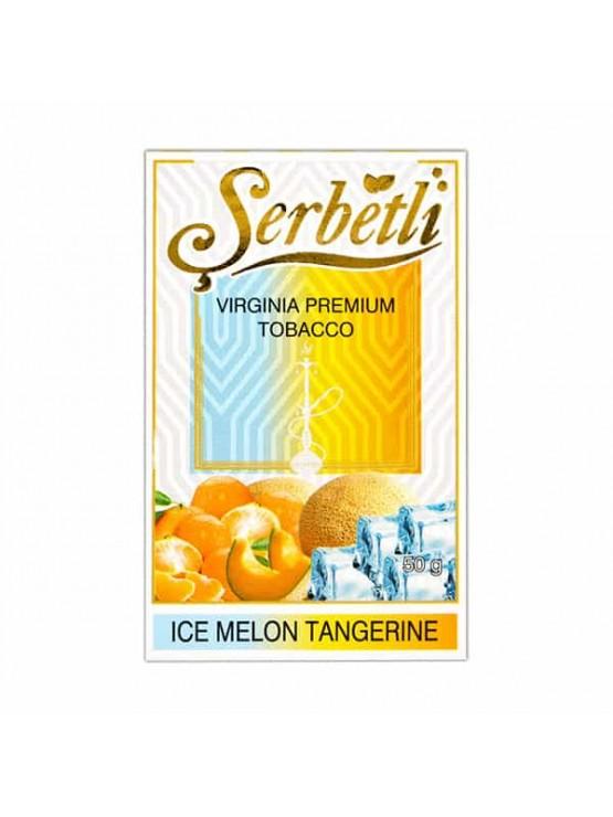 Табак Serbetli Ice Melon Tangerine(Лед Дыня Мандарин) - 50 грамм