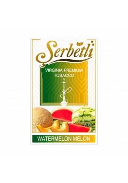 Табак Serbetli Watermelon Melon (Арбуз Дыня) - 50 грамм