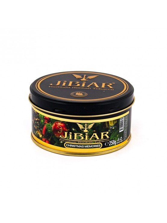 Тютюн Jibiar Christmas Memories (Новорічні Спогади) - 250 грам