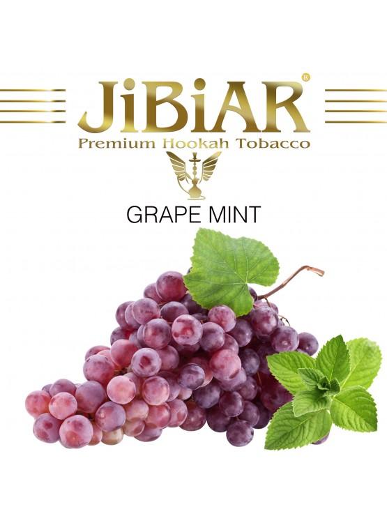 Табак Jibiar Grape Mint (Виноград Мята) - 100 грамм