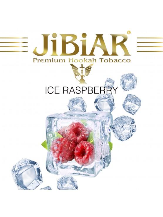 Табак Jibiar Ice Raspberry (Лед Малина) - 100 грамм