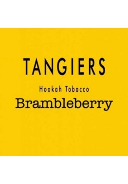 Табак Tangiers Noir Brambleberry (Черная Смородина) - 250 грамм