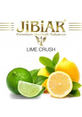 Табак Jibiar Lime Crush (Лайм Краш) - 100 грамм