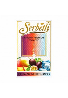 Тютюн Serbetli Ice Passion Fruit Mango (Лід Маракуйя Манго) - 50 грам