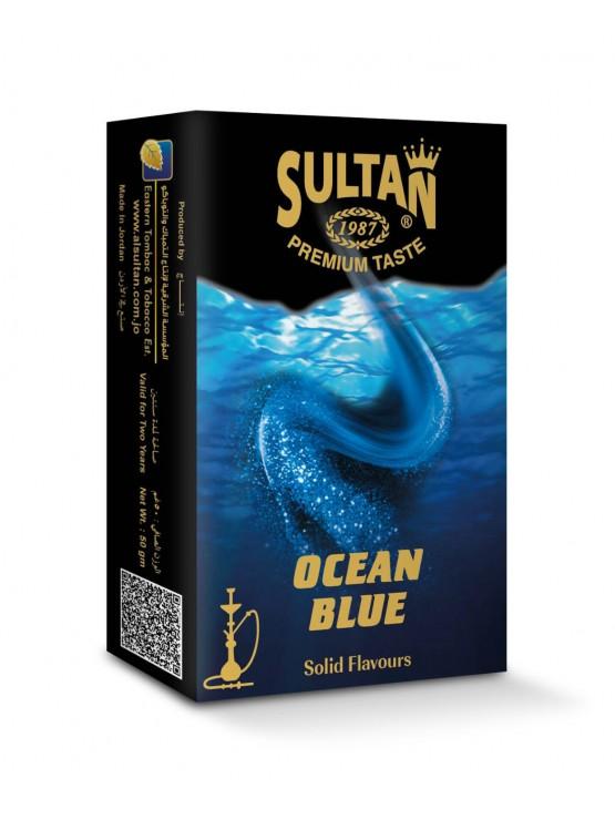 Тютюн Sultan Ocean Blue (Синій Океан) - 50 грам