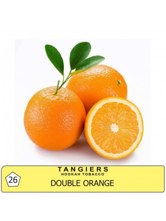 Тютюн Tangiers Double Orange (Подвійний Апельсин) - 250 грам