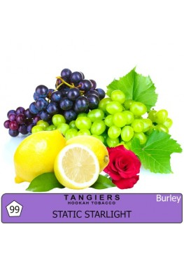 Тютюн Tangiers Burley Static Starlight 99 (Вічне Сяйво Зірок) - 100 грам