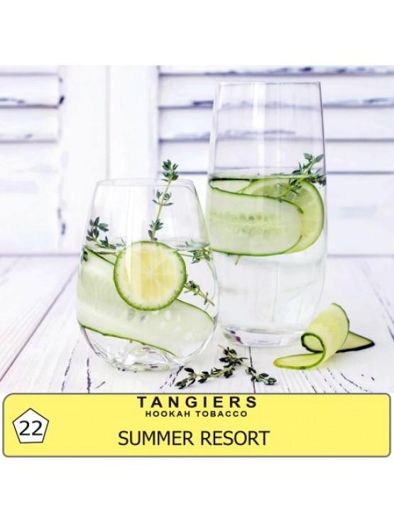 Тютюн Tangiers Noir Summer Resort (Літній Курорт) - 250 грам