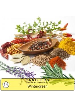 Тютюн Tangiers Noir Wintergreen (Вінтергрін) - 250 грам