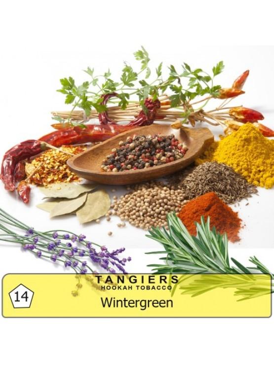 Табак Tangiers Noir Wintergreen (Винтергрин) - 250 грамм